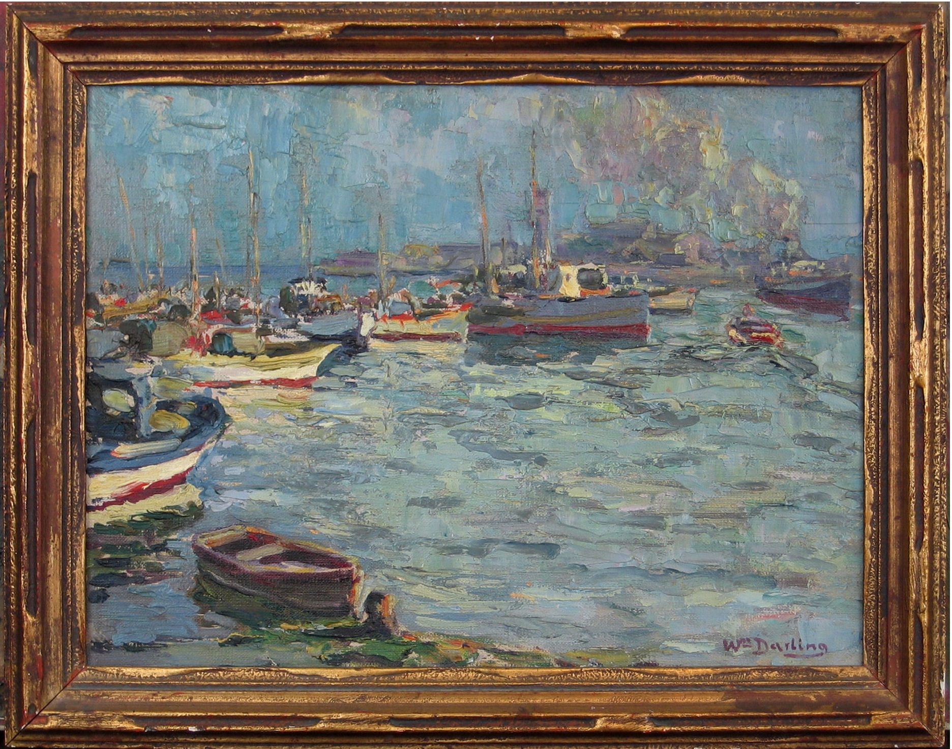 we buy paintings by william darling